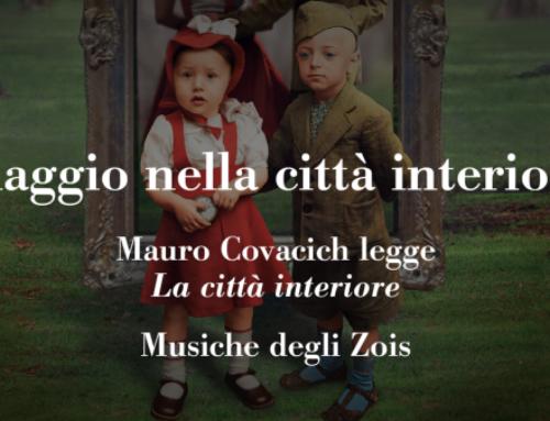 """Il ritorno degli Zois insieme a Mauro Covacich per la presentazione del libro """"La città interiore"""""""